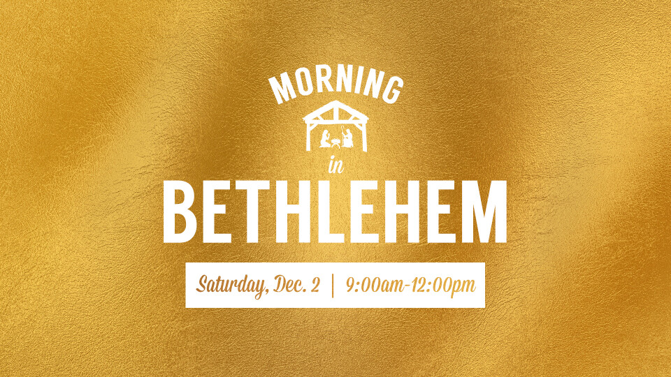 Morning in Bethlehem