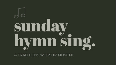 Sunday Hymn Sing